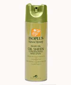 Natural Remedy Olive Oil Conditioning Sheen Spray