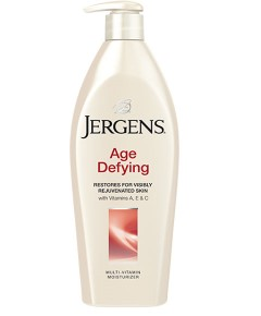 Jergens Age Defying Multi Vitamin Moisturizer