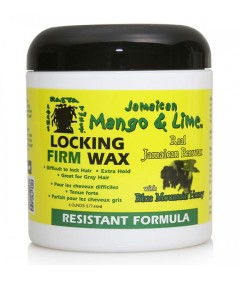 Jamaican Mango And Lime Locking Firm Wax Resistant