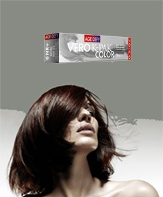 Vero K Pak Age Defy Natural Red Permanent Creme Color