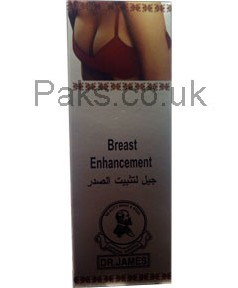 Dr. James Breast Enhancement Gel