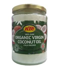 KTC Organic Virgin Coconut Oil Cold Pressed