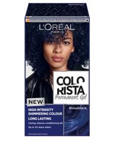Colorista Permanent Gel Blue Black