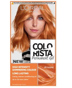 Colorista Permanent Gel Copper