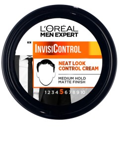 Men Expert Invisicontrol Neat Look Control Cream
