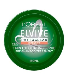 Elvive Phytoclear Intensive 1 Min Exfoliating Scrub