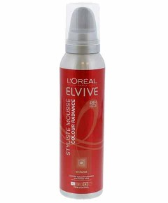 Elvive Styliste Mousse Colour Radiance Mousse With UV Filter
