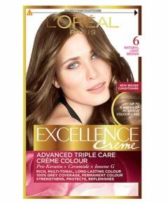Excellence Creme Advacned Triple Care Creme Colour