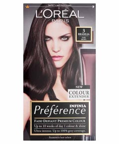 Preference Infinia Permanent Colour 3 Brasilla
