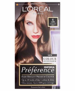 Preference Infinia Permanent Colour 6 Capri