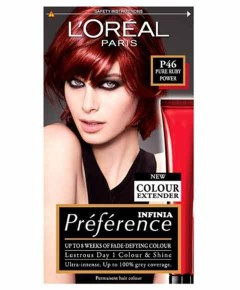 Preference Infinia Permanent Colour P46 Pure Ruby Power