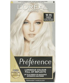 Preference Infinia Permanent Colour 11.11 Ultra Light