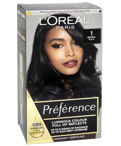 Loreal Paris Preference Hair Color