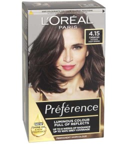 Preference Infinia Permanent Colour 4.15 Caracas Iced Chocolate