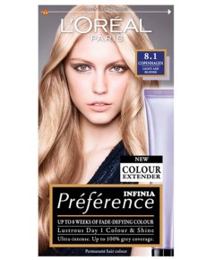 Preference Infinia Permanent Colour