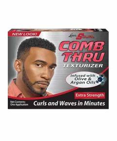 S Curl Comb Thru Extra Strength Texturizer