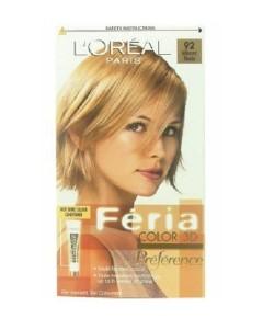 Permanent Colour Feria 3D 92 Iridescent Blonde