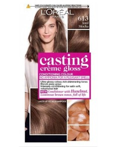 Casting Creme Gloss Conditioning Colour 613 Iced Mocha