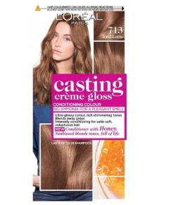 Casting Creme Gloss Conditioning Colour 713 Iced Latte