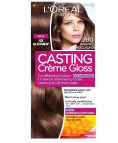 Casting Creme Gloss Conditioning Colour 780 Caramel Moccaccino