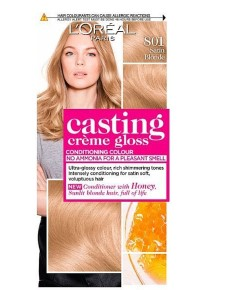 Casting Creme Gloss Conditioning Colour 801 Satin Blonde