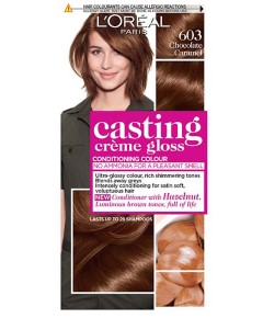 Casting Creme Gloss Conditioning Colour 603 Chocolate Caramel
