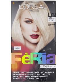 Preference Feria Super Lightening Powder L02 Super Platinum Power