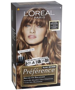 Preference Glam Bronde N3 Permanent Hair Color