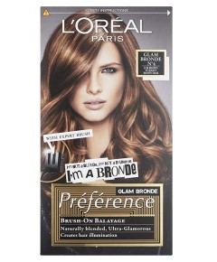 Preference Glam Bronde N4 Permanent Hair Color