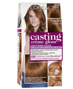Casting Creme Gloss Conditioning Colour 630 Caramel