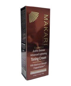 Exclusive Active Intense Advanced Lightening Toning Cream