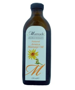 Aromatherapy Natural Arnica Massage Oil