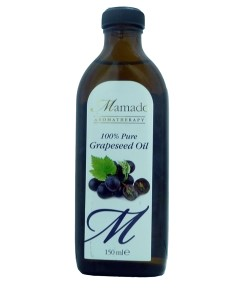 Aromatherapy 100 Percent Pure Grapeseed Oil