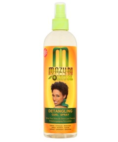 Olive Oil Detangling Curl Spray