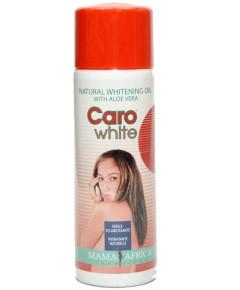 Caro White Natural Whitening Oil With Aloe Vera