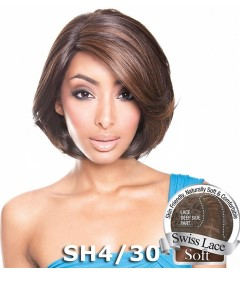 Brown Sugar Soft Swiss Lace Front HH BS 210 Stylemix Wig