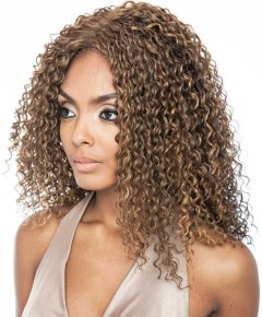 Brown Sugar Soft Swiss Lace Front HH BS 225 Stylemix Wig