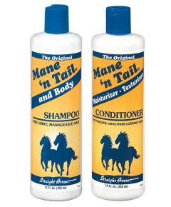 And Body Shampoo And Texturizer Conditioner