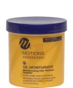 Motions Professional Oil Moisturizer Hair Relaxer