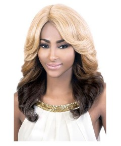 Lets Lace Extra Deep Part Syn LXP Teo Wig
