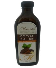 Aromatherapy Cocoa Butter Body Moisturising Oil