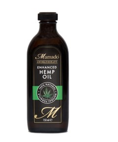Mamado Enhanced Hemp Oil