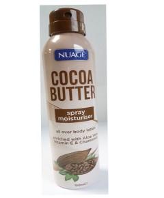 Nuage Cocoa Butter Spray Moisturiser