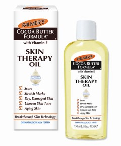 Cocoa Butter Formula Skin Therapy Oil