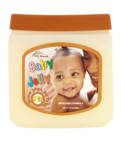 Baby Jelly With Shea Butter