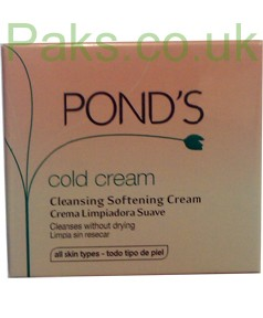Ponds Cold Cream Cleansing Softening Cream