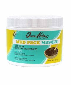 Mud Pack Masque Jar