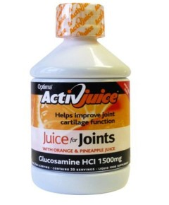 Activ Juice For Joints With Orange And Pineapple Juice