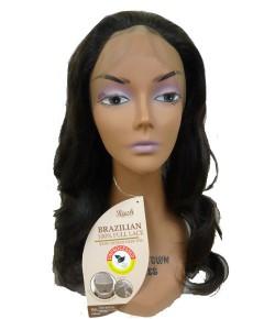 Brazilian Full Lace HH Wavy Wave Long Wig
