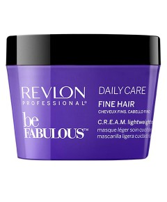 Be Fabulous Daily Care Fine Hair Cream Lightweight Mask